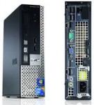 Dell Optiplex 780 USFF Core 2 Duo 2,9/4GB/160GB/DVD/W7 PRO