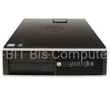 HP Elite 8100 SFF/ i3-530/ 4GB DDR3 / 250GB / DVD /  WINDOWS 7 PRO