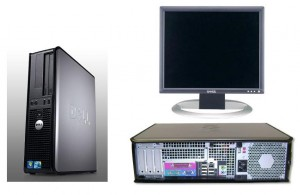DELL Optiplex 755 Desktop C2D 2,2 GHz/ 2GB/ 80 GB/ DVD/ WIN VB/ XPP+ DELL 1905FP