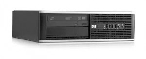 HP ELITE 6300 sff / 4x USB 3.0 / Windows 8 Professional