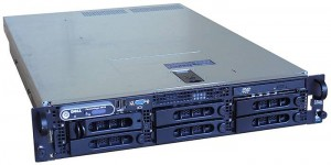 Dell Poweredge 2950 III / 2x QUAD/ 16GB/PERC/ DRAC/ 2x PSU / SZYNY