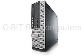 Dell Optiplex 990 SFF/ i5-2400/8GB/120GB SSD/DVDRW/WIN 7 PRO