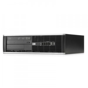 HP ELITE 8000 / QUAD Q6600 / 4GB / 250 GB / DVD-RW / WIN 7 PRO