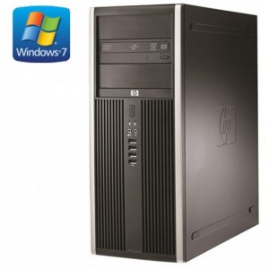 HP Elite 8100 Tower i3 / Brak systemu