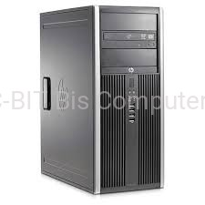HP Elite 8200 Tower/ CORE i5-2400 / 4GB DDR3 / 250GB / DVDRW /  WINDOWS 7 PRO