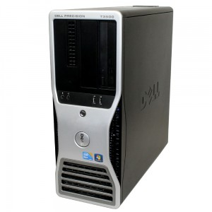 DELL T3500 / Xeon Quad / 6GB / 250 GB /  DVDRW / NVS-295/ Windows 7 Professional