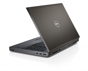 DELL M4800/I7 Quad/16GB/256GB SSD + 500GB/ K2100//WIN 10 PRO