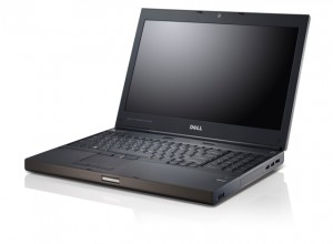 DELL PRECISION M4600 i7-2960XM QUAD XTREME /8GB DDR3/ 128GB / 1920x1080 / WIN 7 PRO