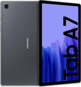 "Tablet Samsung Galaxy Tab A7 T500 10.4"" 3GB/32GB/WiFi/Android10 szary"