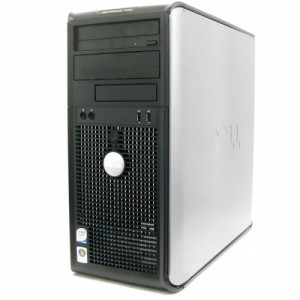 Dell Optiplex 755 TOWERC2QUAD 2,4GHz/2GB/80GB/DVD/WIN VB/XPP