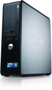 DELL Optiplex 755 SFF C2D 1,86 GHz/2GB/80GB/DVD/WIN XPP