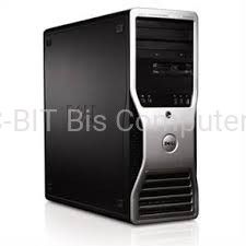 DELL T3500 / Hexa Core X5650 / 8GB/160GB/DVDRW/Quadro 2000/WIN 10