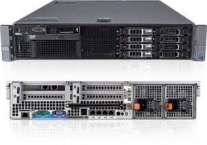 Dell PowerEdge R710 II /2x e5645/48GB/Perc6i