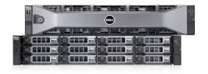 "DELL PowerEdge R720XD 3.5"" OEM-R/128GB/H710/2x PSU/idrac 7/szyny / panel"