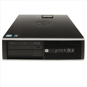 HP ELITE 8000 SFF / Core 2 Duo 2,9 GHz / 4GB / 160 GB / DVDRW / WIN 7 PRO