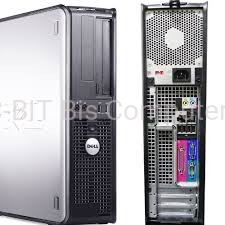 Dell 745 DESKTOP /C2D 1,8 / 2GB / 80 GB / DVD/ VB / XPP