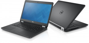 Dell E5470 / i5-6440HQ QUAD/ 8 GB / 256GB SSD/HD/ W10 pro