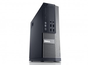 DELL 9020 sff/ i5-4570/ 8GB / 256GB SSD / DVD / WIN 10 Pro