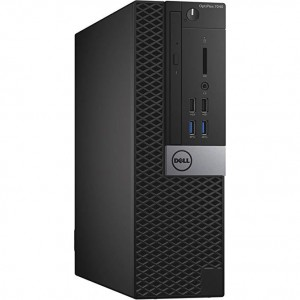 Dell Optiplex 7040 SFF / i7-6700/16gb/480gb SSD /DVDRW/W10