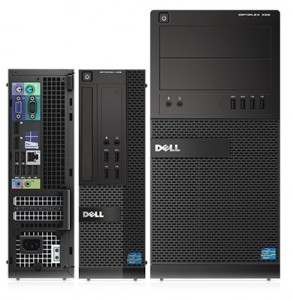 Dell Optiplex XE2 SFF / i3-4330/4GB/250GB/DVD/Win 10