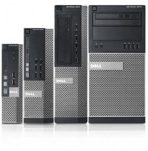DELL OPTIPLEX 9010 Tower i7/8gb/500GB/dvdrw / 7 pro