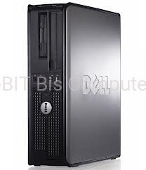 Dell 755 DESKTOP C2D 2,33GHz/ 2GB RAM / 80GB / DVD / VB/XPP