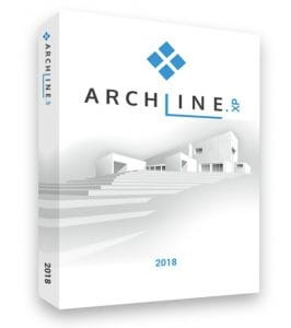 ARCHLine.XP 2019 Interior