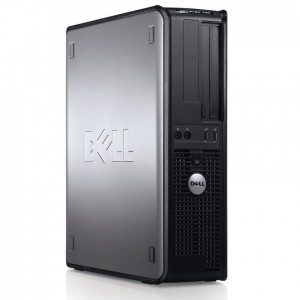 DELL 760 SLIM /DT Core 2 Duo 3,0 GHz/4GB/250GB/DVDRW/VB/XPP