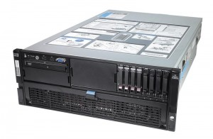 HP Proliant DL580 G5/ 2x Quad / 128GB RAM/ 8x 300gb SAS