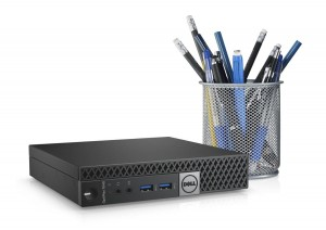 Dell Optiplex 7040 MICRO USFF / i5/8gb/1TB /w 10Pro