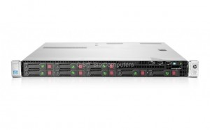 Hp Proliant DL360e G8/ 2x e5-2450L/16GB/P420/2x PSU/ ilo4
