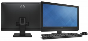 "Dell 9030 All in One 23"" / i7 - 4gen / Wifi / 8GB / 240GB / DVDRW/ 10 pro"