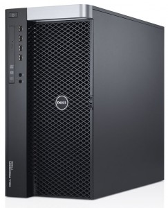DELL PRECISION T5610 / 2X E5-2680 / 24GB / 500GB + 240GB SSD / Win 10 pro