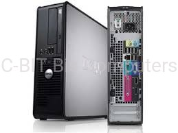 Dell 780 C2D 2,9 GHz/ 4GB/ 160GB/ DVD/ WIN 7 Pro