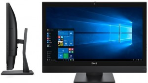 "Dell All in One 7440 23""/ i7-6700/8gb/256gb SSD/dvdrw/wifi/w 10 pro"