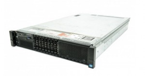 DELL PowerEdge R820/ 4x e5-4640/64GB/H710/DRAC7ENT/2x PSU/SZYNY