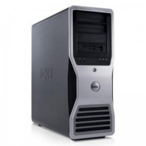 Dell Precision T7400 / 2x QUAD XEON