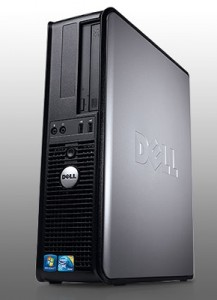 Dell Optiplex 755 DESKTOP C2D 2,33GHz /2GB/80GB/DVD/ WIN VB/XPP