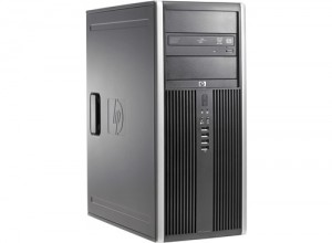 HP ELITE 8300 TOWER / I5 / 8GB/ 250GB/ DVDRW/WIN 10