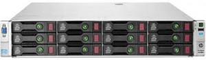 Hp Proliant DL380e G8/2x E5-2450L/16GB/P420/2x PSU/ SZYNY