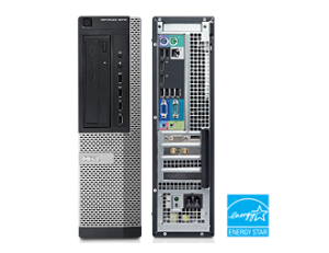Dell 7010 USFF/ i3/4GB/320GB /DVD/WIN 7 PRO