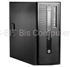 HP Elitedesk 800 G1 Tower - i3 - 4130 / 4GB RAM / 250GB/ DVD/ 10 PRO