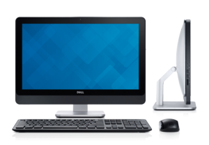 "Dell 9020 All in One 23"" / i5 - 4gen / Wifi / 8GB / 500 / 10 Pro"