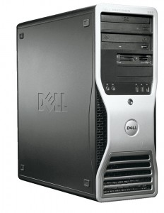 Dell Precision 390 C2D 2,4GHz/4GB/250GB/DVDRW/WIN VB/XPP