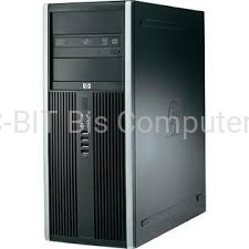 HP ELITE 8000 TOWER / Intel Core 2 Quad Q6600 / 4GB / 250 GB / DVD / WIN 10 PRO