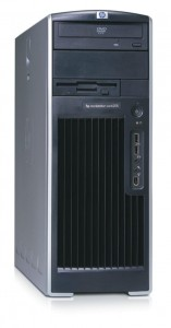HP workstation xw6200 tower