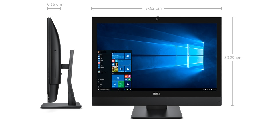 "Dell All in One 7440 23""/ i7-6700/32gb/256gb SSD"